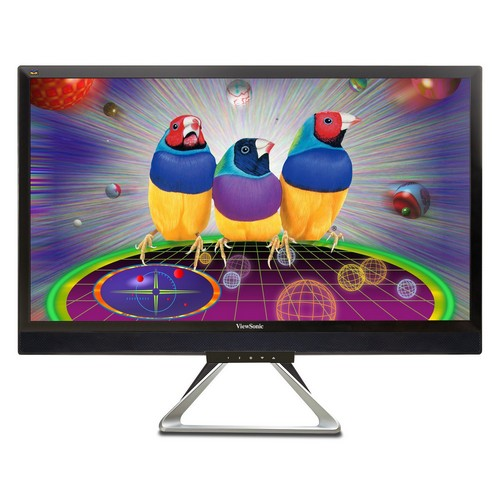 ViewSonic VX2880ML 71,1 cm (28 Zoll) Multimedia LED Monitor (4K, HDMI/MHL, Display Port in/out, Mini Display Port, 5ms Reaktionszeit, Lautsprecher) schwarz