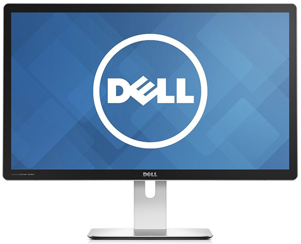 Dell UP2715K 68,6 cm (27 Zoll) 5k Monitor (HDMI, DisplayPort, 5120 x 2880 Pixel, 8ms Reaktionszeit) schwarz