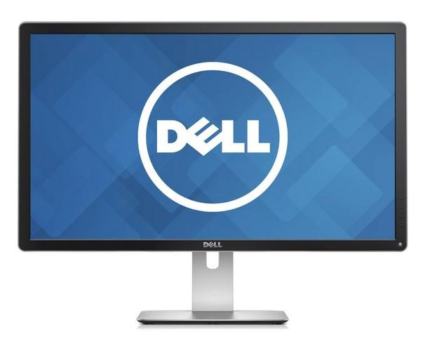 Dell P2715Q 68,6 cm (27 Zoll) Monitor (HDMI, 3840 x 2160 Pixel, 6ms Reaktionszeit) schwarz