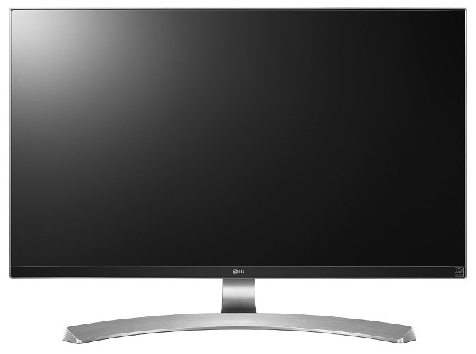 LG IT Products 27UD88-W.AEU 68,6 cm (27 Zoll) UHD Monitor (1000:1, 4K, IPS, Display Port, HDMI, USB, 3840 x 2160 Pixel)