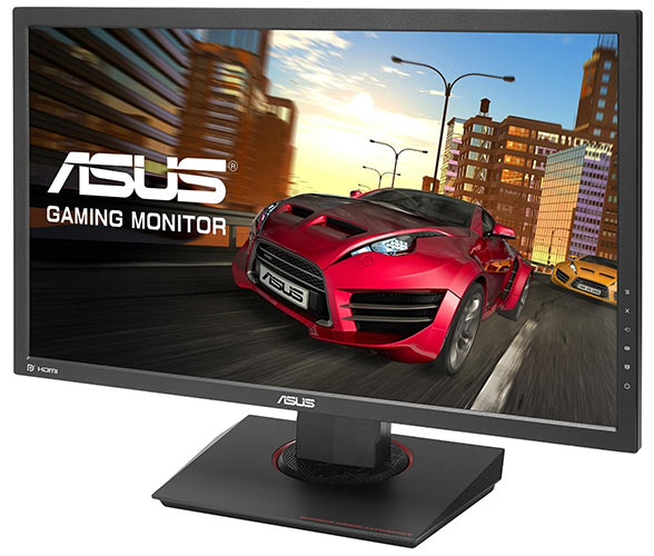 Asus MG24UQ 59,90 cm (23,6 Zoll) Monitor (HDMI, UHD, 4ms Reaktionszeit) schwarz
